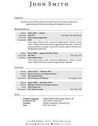 First Job Resume For High School Students - Best Resume Collection  regarding High School Work Resume