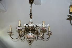 full size of capodimonte chandelier flowers vintage porcelain marvellous home improvement roses angels parts with cherubs