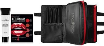 spend 65 00 or more on smashbox and receive a free macy s exclusive premium makeup bag on top of the other two gifts consider getting one of the new be