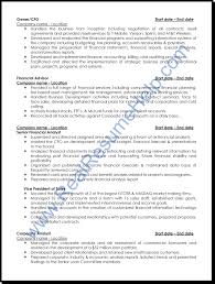 Finance Analyst Resume Examples Inspirational Business Analyst