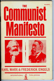 the communist manifesto the playbook of modern liberals  communist manifesto