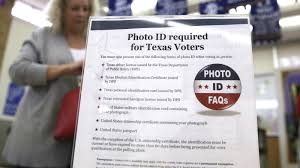 Out Texas Id Federal Judge The Two-way Npr Tosses Voter Law
