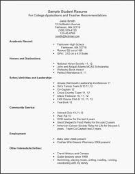 Music Resume For College Applications Elegant Examples Of Best Resume Playing Music