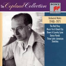 copland orchestral works copland orchestral works 1948 1971 by aaron copland new
