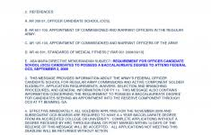 letter of recommendation army form warrant officer application guide pdf army packet checklist p