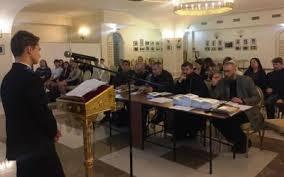 Школьники и студенты защитили рефераты по истории казачьей  Школьники и студенты защитили рефераты по истории казачьей интеллигенции