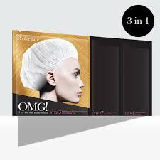 <b>OMG</b>! 3in1 Kit <b>Hair</b> Repair System | <b>DOUBLE DARE</b>