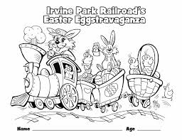 Coloring pages are fun for children of all ages and are a great educational tool that helps children develop fine motor skills, creativity and color recognition! Children S Coloring Page Irvine Park Railroad