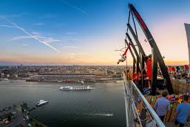 Amsterdam Lookout Europes Highest Swing Panoramic View