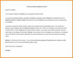 samples of a letter of recommendation 11 recommendation letter for medical school sample appeal letter