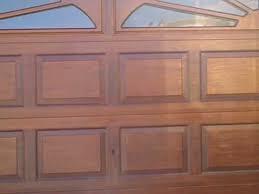 garage door refacingHow To Woodgrain Garage Door  Part 18 Project summary and final
