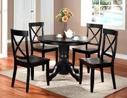 bedding stunning black round kitchen table 6 inch dining set 48 3 us cups