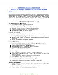 Resume Sample For Warehouse Worker Typical Warehouse Manager Skills Resume Example Warehouse Worker 49