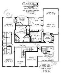 normandy manor house plan 01015 front elevation