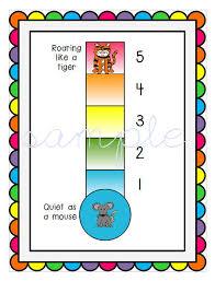 Special Needs Behavior Management Classroom Management Chart