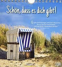 Wie Schön Dass Es Dich Gibt Der Kalender 2019 Amazonde Volker