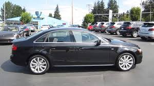 audi a4 2014 black. Modren Black Throughout Audi A4 2014 Black YouTube