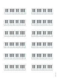 Blank Chord Chart Music Sheet Free Blank Music Paper Tablatures Blank