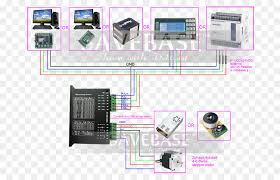 stepper motor wiring diagram electric motor controller doorplate