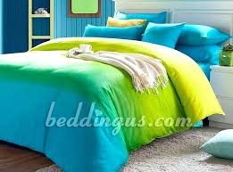 blue green bed sets lime green comforter sets blue and striped cotton bedding set boys comforters