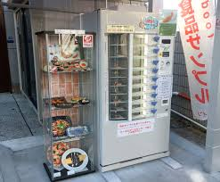How To Use Vending Machines Mesmerizing We Buy Plastic Food Samples From A Japanese Vending Machine With Mr