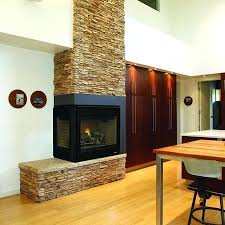 indoor gas fireplace repair double sided outdoor