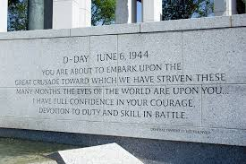 D Day Quotes Amazing Dday Poems