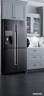 Next Kitchen Furniture The Next Thing In Kitchen Inspiration Is The Samsung Black
