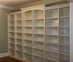 Built In Bookcase Diy Finished Built In Bookcases Diy Built In Bookcases With Double
