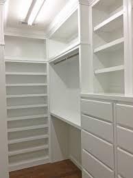 closet shelving. Custom Closet Shelving