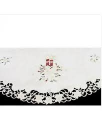 burdy candle round tablecloth 67