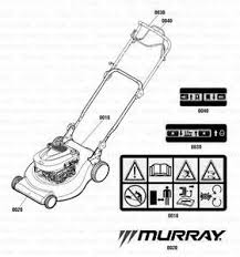 murray riding lawn mower belt diagram images riding lawn murray mowers walk behind lawn mower partstree