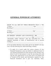 Letter For Power Of Attorney Power Of Attorney Letter Template Business