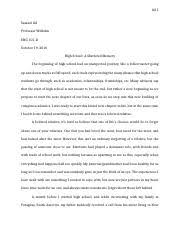 persuasive essay fraternities and sororities docx gil samuel 6 pages narrative essay high school experience docx