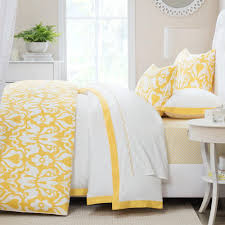 yellow and white bedding. To Yellow And White Bedding