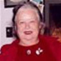 Kathryn Rhodes Obituary - Visitation & Funeral Information