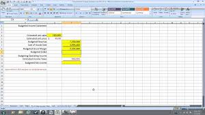 Sample Pro Forma Income Statement Pro Forma Income Statementwmv YouTube 9