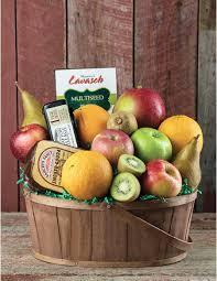 jumbo cheese fruit basket