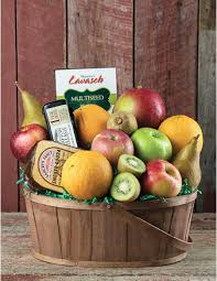jumbo cheese fruit basket