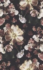 Reese Dark Floral Wallpaper