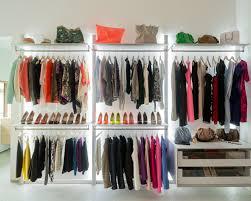 modular walk in closet system