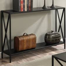 Black Console Tables Youll Love Wayfair