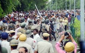 Image result for images of ram rahim ashram