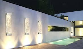 modern outdoor wall lighting image of modern outdoor wall lights with modern stainless steel outdoor up