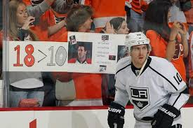 flyers kings richards trade revisited mike richards for simmonds and schenn
