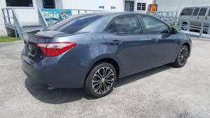 2015 Toyota Corolla S Plus Gainesville FL For Sale