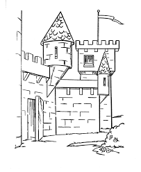 Walt disney does not really need an introduction but if you need one, he is the creator the background is a silhouette of the sleeping beauty castle we can find in one of the disney parks today. Castle Coloring Pages For Boys Disney Castle Printable 2020 0100 Coloring4free Coloring4free Com