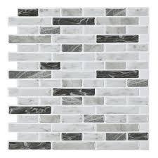 Self Adhesive Wall Tiles Foam 3D Wallpaper