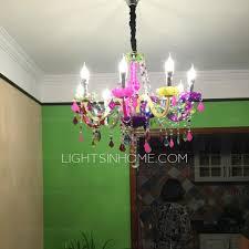 colorful chandelier lighting. Delighful Chandelier And Colorful Chandelier Lighting L