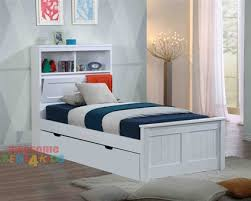 Botany Bed Frame with Trundle - Awesome Beds 4 Kids